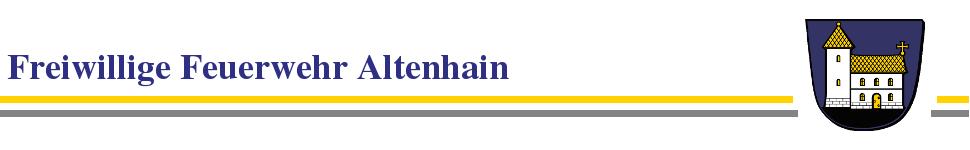 Logo FW ALtenhain